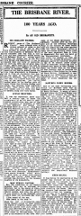 Brisbane Courier. 22 March 1930. Page 10