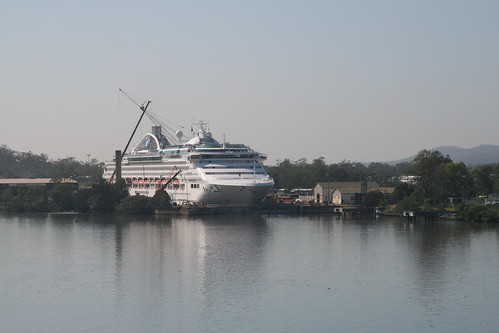 Sun Princess Brisbane