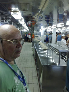 Galley Tour