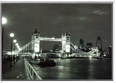"""Tower Bridge - Gateway to the City of London"""